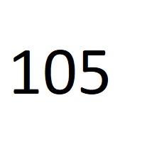 105 راز عدد