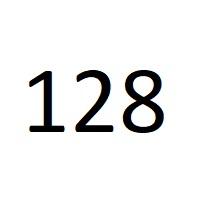 128 راز عدد
