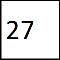 27 راز عدد بیست و هفت