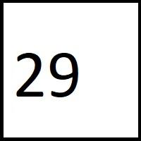 29 راز عدد بیست و نه