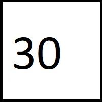 30 راز عدد سی