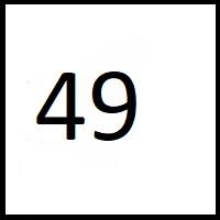 49 راز عدد