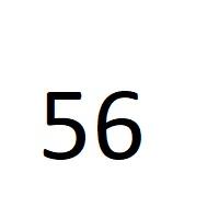 56 راز عدد