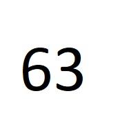 63 راز عدد