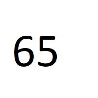 65 راز عدد