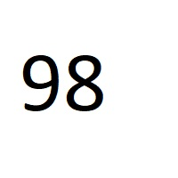 98 راز عدد