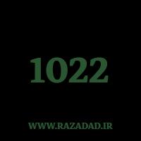 1022 راز عدد معنا و مفهوم
