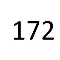 172 راز عدد