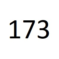 173 راز عدد