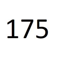 175 راز عدد