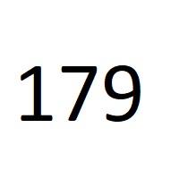 179 راز عدد