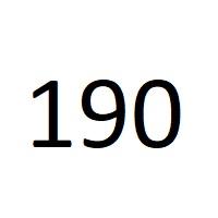 190 راز عدد