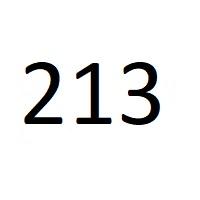 213 راز عدد