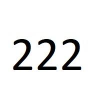 222 راز عدد معنا
