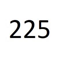 225 راز عدد