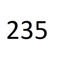 235 راز عدد معنا