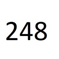248 راز عدد معنا و مفهوم