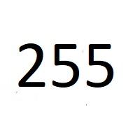 255 راز عدد معنا و مفهوم