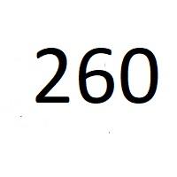 260 راز عدد