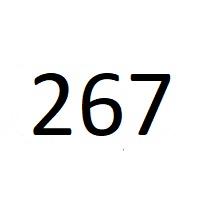 267 راز عدد معنا و مفهوم