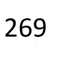 269 راز عدد معنا و مفهوم