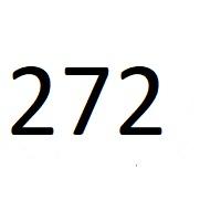 272 راز عدد معنا و مفهوم