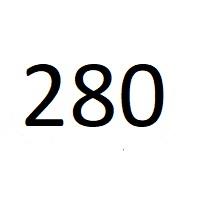 280 راز عدد معنا و مفهوم
