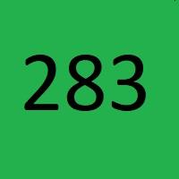 283 راز عدد معنا و مفهوم