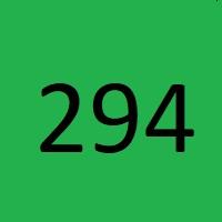 294 راز عدد