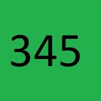 345 راز عدد معنا و مفهوم