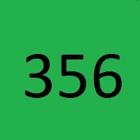 356 راز عدد معنا و مفهوم