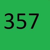357 راز عدد