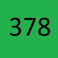 378 راز عدد معنا و مفهوم
