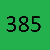 385 راز عدد معنا و مفهوم