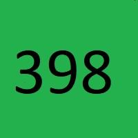 398 راز عدد معنا و مفهوم