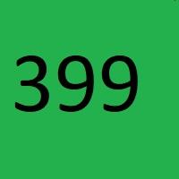 399 راز عدد