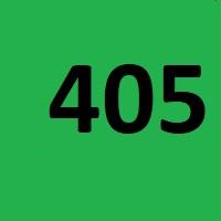 405 راز عدد