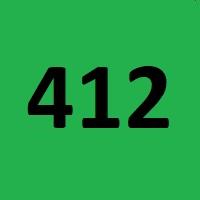 412 راز عدد معنا و مفهوم