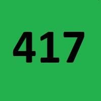 417 راز عدد معنا و مفهوم