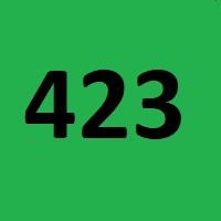 423 راز عدد معنا و مفهوم