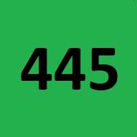 445 راز عدد معنا و مفهوم