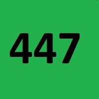 447 راز عدد معنا و مفهوم