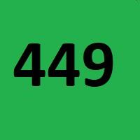 449 راز عدد معنا و مفهوم
