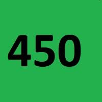 450 راز عدد معنا و مفهوم