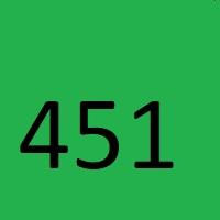 451 راز عدد معنا و مفهوم