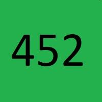 452 راز عدد معنا و مفهوم