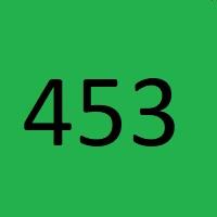 453 راز عدد معنا و مفهوم