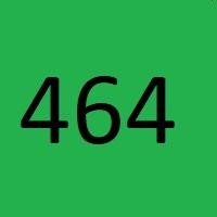 464 راز عدد معنا و مفهوم