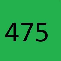 475 راز عدد معنا و مفهوم