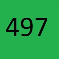 497 راز عدد معنا و مفهوم